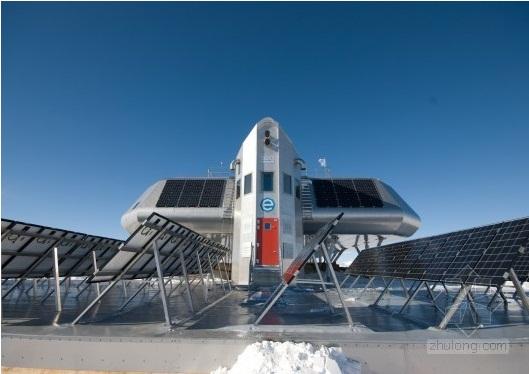 catalyst设计的北极冰之实验室